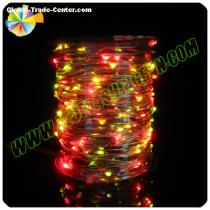 led flashing string light colorful waterproof