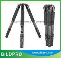 40mm Carbon Fiber Tube Professional Digital Camera Heavy Duty Tripod
