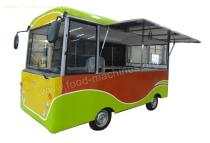 Electric Mobile Food Truck