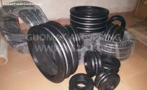 all kinds industrial equipment rubber air suspension spring