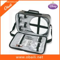 new design outdoor insulated picnic bag braai lunch cooler bag for bbq