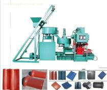 ROOF TILE MAKING MACHINE