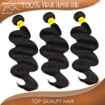 5A 100% Virgin Unprocessed Remy  Brazilian Human Hair Extension Weft