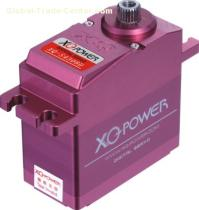 Digital servo XQ-S4808D,high voltage metal case servo