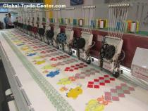 TSE- Embroidery Machine With Applique Embroidery & Dual Sequin