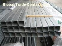 Hot Dipped Galvanized Steel Hollow Section