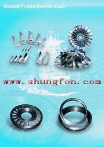 turbocharger parts for marine diesel engine