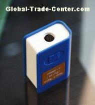 Portable data logger with USB interface for temperature Sensor and current sensor