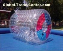 2.5m ( L ) 2.3m Outer Diameter, 1.8m Inner Diameter Inflatable Water Walking Ball