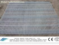 ELECTRIC GALVANIZED AFTER WELDED WIRE MESH PANELS