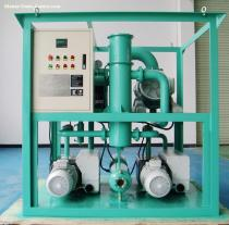 JT-Series Waste Oil Treatment and Recycling Machine