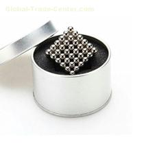 5MM 216PCS magnetic balls with tin box