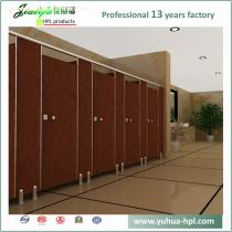 Jialifu Commercial Hpl Panel partition walls for bathroom