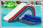 water playground Mini Kids Water Slides for holiday resorts / swimming pool