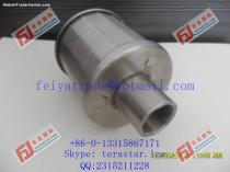Water & Gas strainers (screen nozzles)