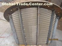 wedge wire screen basket/cylinder screen tube