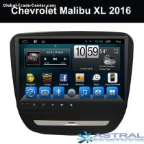 Double Din Radio System Android Car Multimeida Navi System Chevrolet Malibu XL 2016