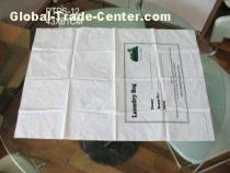 Eco friendly hotel amenities, cornstarch laundry bag, biodegradable, fast delivery