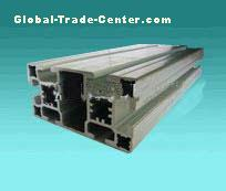 China Aluminum Profiles 4080A-EM