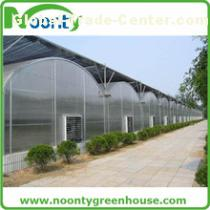 Fiberglass Multi-span Greenhouse