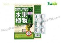 Fast Slimming Fruta Planta Slimming Capsule Pink and green version with all seals and stickers