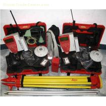 Leica 500 Full RTK Base GPS Total Station