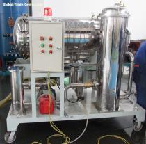 JT-Series Coalescing Dehydration Oil Filtering Machine
