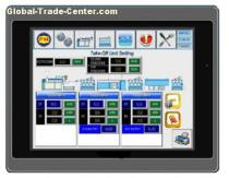 Cermate Touch Screen Hmi Panel