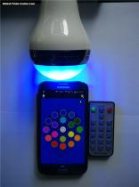 LED Bluetooth Wireless Speaker Bulb with good quality and competitive price
