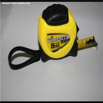 TPE twiced injection   Steel tape measure