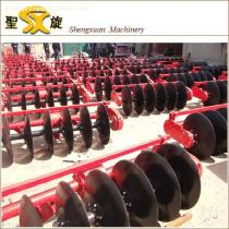 Chinese horse drawn rotary disc plough with complete after-sales service