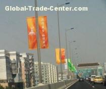 Custom Flags Banners Printing By HPXP2700 UV Flatbed Printer With KT Board, Backlit Film