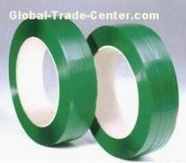Excellent tensile strength PET strapping tape