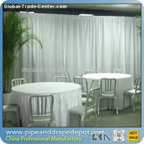 wedding backdrop curtain rod