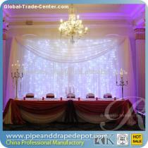 Fashion wedding mandap backdrop for parties