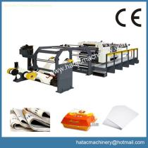 Automatic Rotary Blade Sheeting Machine