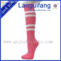 Colorful Knee High Cotton Football Socks