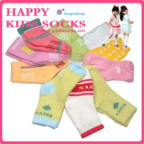 Wholesale Fancy Anti Slip Knitting Baby Socks