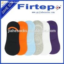 Men womens no show ankle invisible cotton foot tube socks