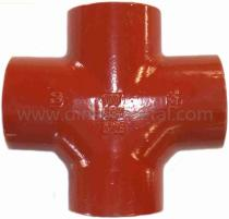 SML DIN19522 Cast Iron Pipe Fittings/EN877 Pipe Fittings