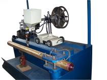 Submerge Arc Welding Machine for steel base making