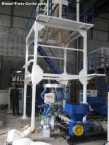 SJ-45/SJ-50/SJ-55 HDPE/LDPE Film Blowing Machine