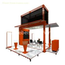 DIY container prefab modular building for living and office
