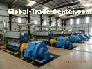 Water Cooling Generating Sets HFO Fired Power Plant 11KV / 750Rpm