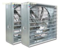 AC Centrifugal Push-pull 50Inch Box Fan Ventilation Fans for Greenhouse,Poultry Farm