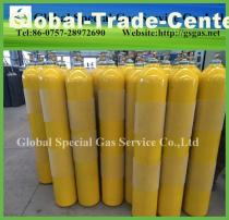 medical oxygen tank sizes 3L-50L high pressure gas cylinder with TUV certification