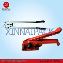P-19/C330  pet strapping tool for metal buckle