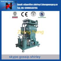 Portable Insulation Oil Filtration Machine ZY