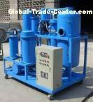 Vacuum Lubricating Oil Purifier Plant Oil Regeneration Machine TYC