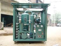 Click this to view the 'Highly Effective Double-Stage Vacuum Oil Purifier Oil Filtration Plant ZYD ' of the large image 2.